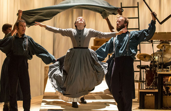 A scene from Jane Eyre. Photo: Manuel Harlan