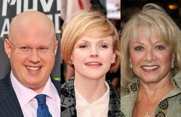 Maxine Peake, Matt Lucas and Elaine Paige cast in BBC's A Midsummer Night's Dream