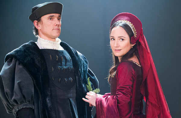 Wolf Hall success boosts income for Royal Shakespeare Company