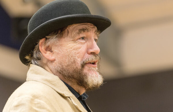 Brian Cox: 'Acting is not about celebrity'