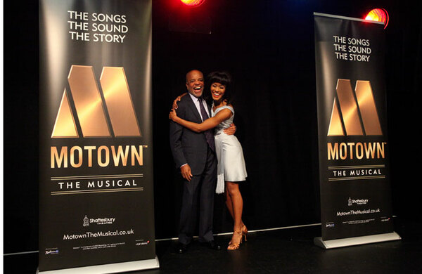 Berry Gordy: bringing Motown the Musical to the UK means 'everything'