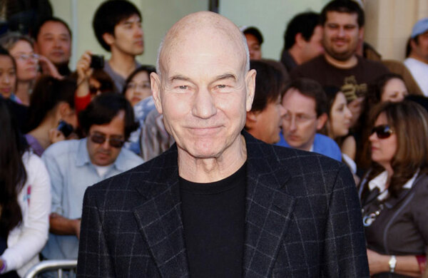 Patrick Stewart calls for more diversity in theatre casting