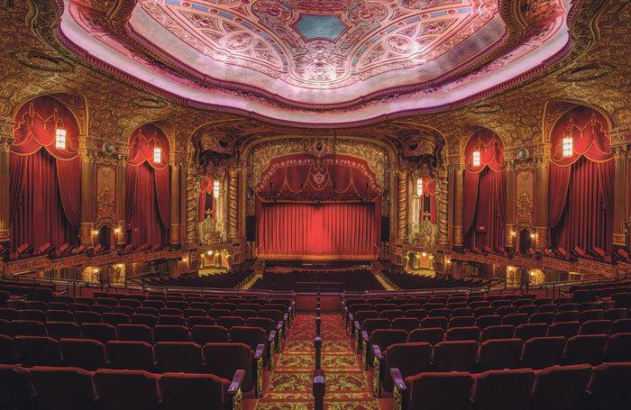 Kings Theatre, Flatbush, Brooklyn