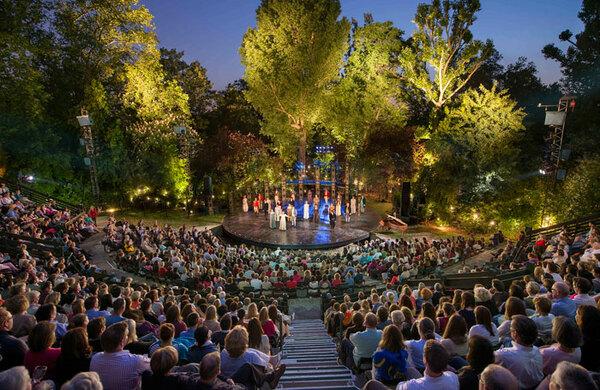 Andrew Lloyd Webber debuts at Regent's Park Open Air Theatre with Jesus Christ Superstar