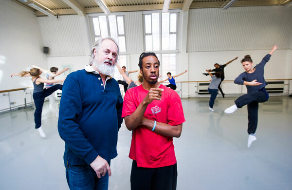 Choreographer Richard Alston to receive honorary degree for contribution to dance
