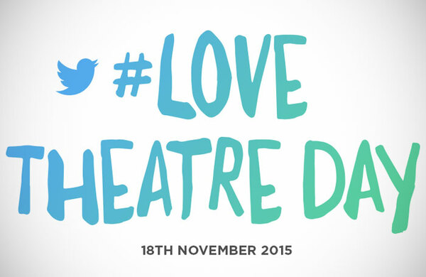 Highlights from LoveTheatre Day