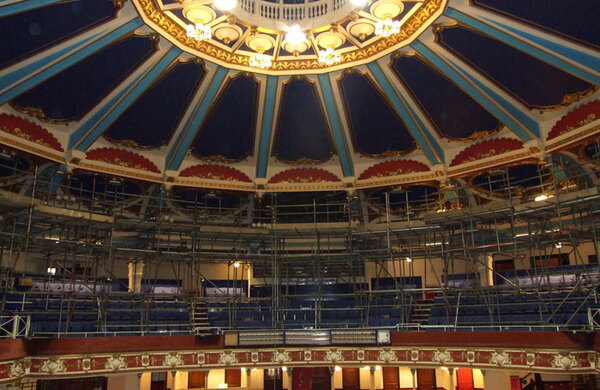 Brighton Hippodrome ripe to become a 'theatre of varieties', report concludes