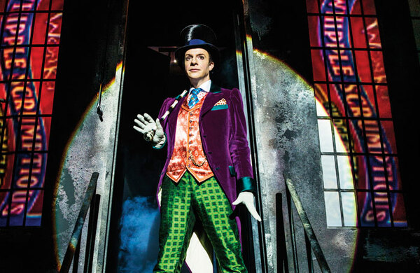 Charlie and the Chocolate Factory launches school workshops