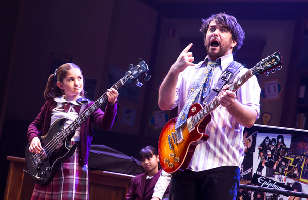 Andrew Lloyd Webber's School of Rock Broadway review round-up (Winter Garden Theatre)