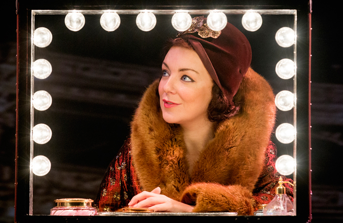 Sheridan Smith in Funny Girl at the Menier Chocolate Factory. Photo: Marc Brenner