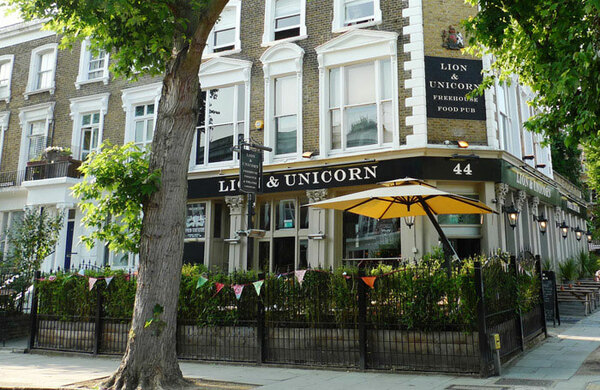 Giant Olive leaves London's Lion and Unicorn pub theatre