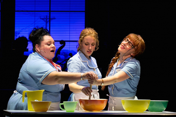 Mark Shenton: Is the all-female lead creative team on Broadway's Waitress really such a new idea?