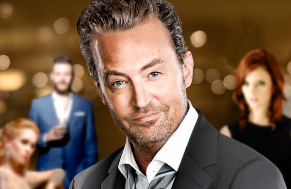 Friends star Matthew Perry to write and star in West End's The End of Longing