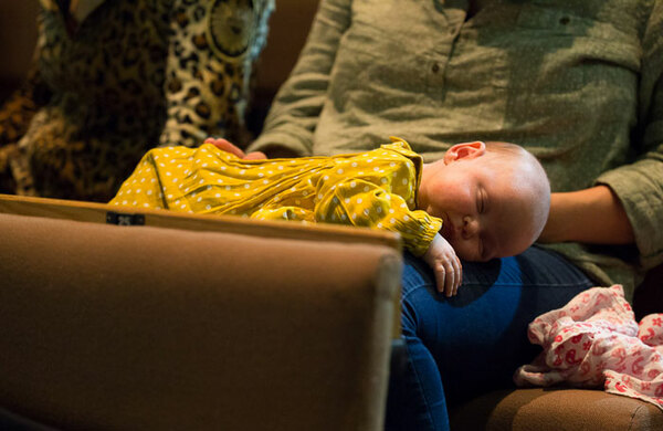 Theatres urged to hold more 'parent with baby' performances after Royal Court trial