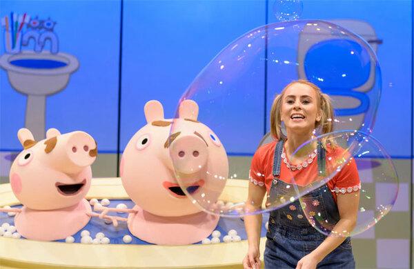 Peppa Pig's Surprise!
