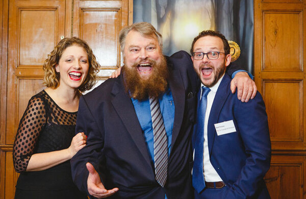 Brian Blessed appointed patron of Guildford Shakespeare Company