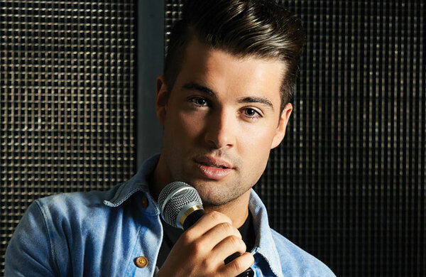 Joe McElderry: 'I'm not frightened to step out of the box that people try to put me in'