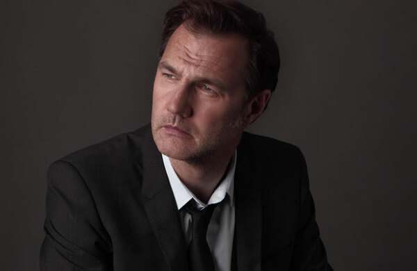 David Morrissey to star in new Headlong play experienced by telephone
