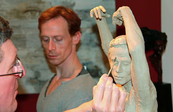 The Royal Ballet Collection is a collaboration between the ballet company and British artist Michael James Talbot