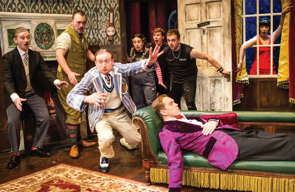 The sitcom that goes wrong? Mischief Theatre reveals TV and Broadway plans