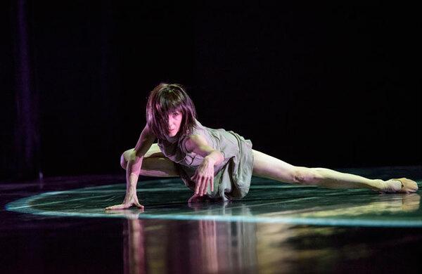Sylvie Guillem and Caroline Miller among winners at Critics' Circle dance awards