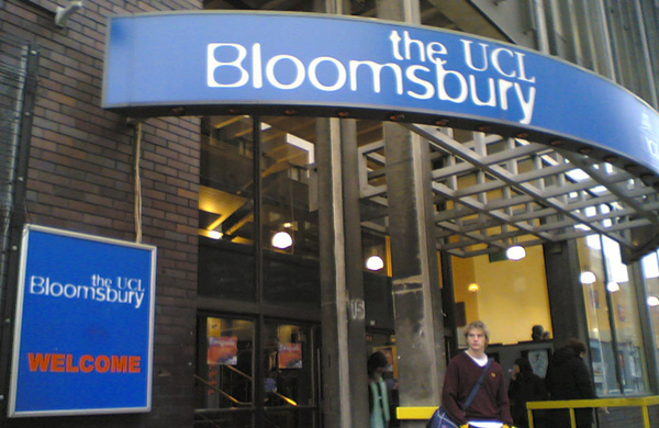 Bloomsbury Theatre reopening pushed back to 2018