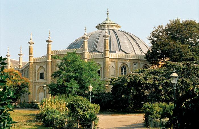 Brighton Dome. Photo: Matthew Andrews