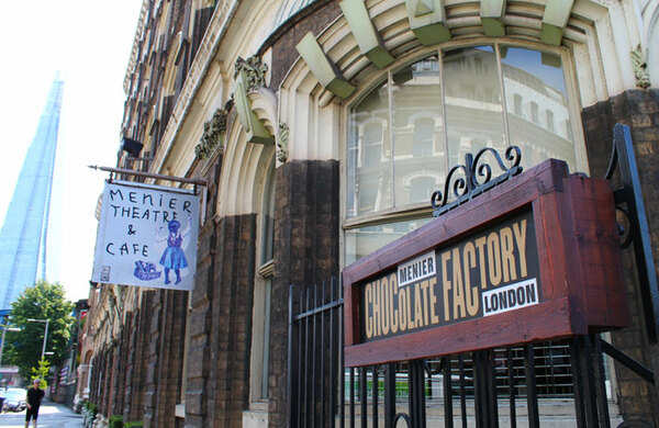 Cabaret space to open beneath the Menier Chocolate Factory