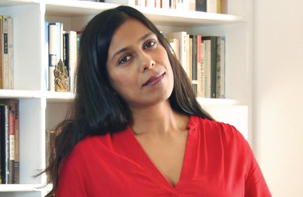 Lolita Chakrabarti: 'Acting is my first love and writingfits around it'