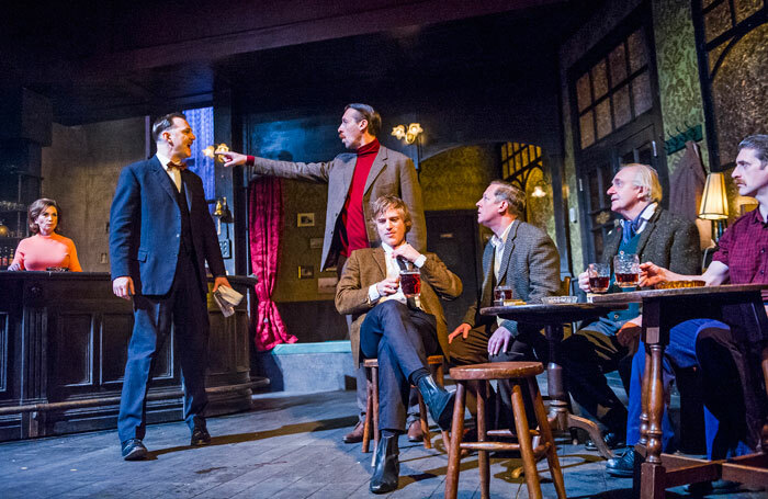 Anna Fleischle won the Critics' Circle's best designer award for Hangmen. Photo: Tristram Kenton