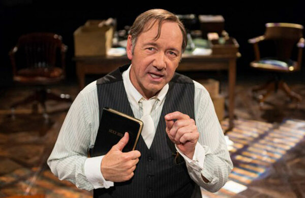 Applications open for second Kevin Spacey Foundation awards