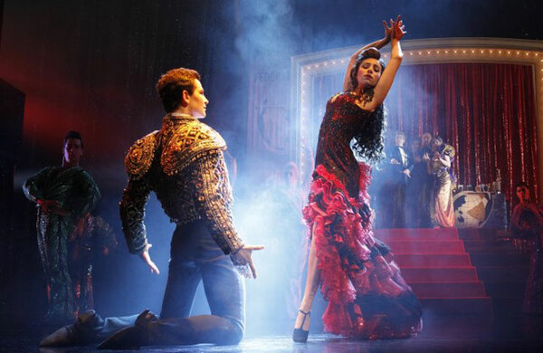 West Yorkshire Playhouse to stage UK premiere of Strictly Ballroom musical