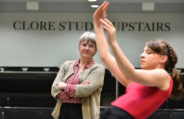 Linda Jasper steps down from Youth Dance England