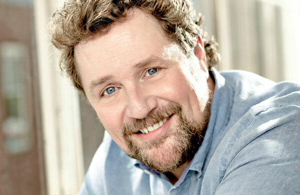 Michael Ball: 'Theatre is better at diversity than film'