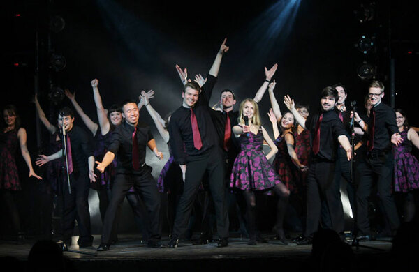 Glee-inspired talent show comes to London in March