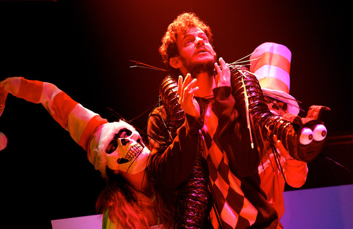 Ten Storey Love Song at Hull Truck Theatre, Hull. Photo: Jerome Whittingham