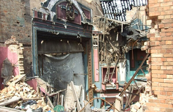 Derby Hippodrome struck by third fire in seven years