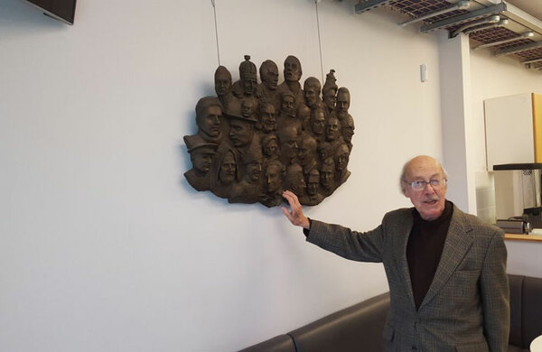 Artist demands return of Olivier sculpture to Chichester foyer