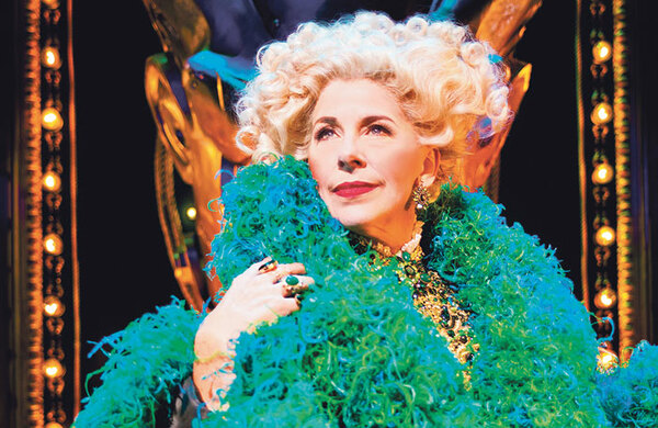Mamma Mia! and Wicked star Louise Plowright dies after cancer battle