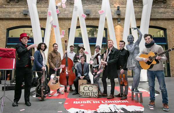 Cities strike a chord for International Busking Day