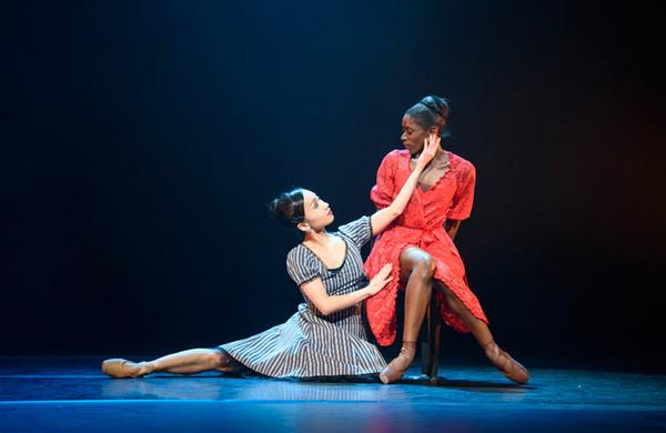 Ballet Black: Cristaux/To Begin, Begin/Storyville