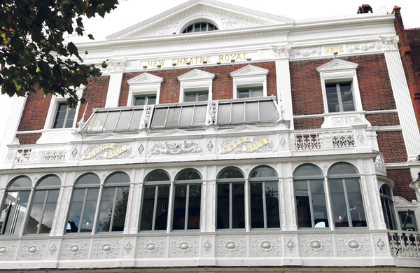 New Theatre Royal Portsmouth: 'We want to be a producing theatre'