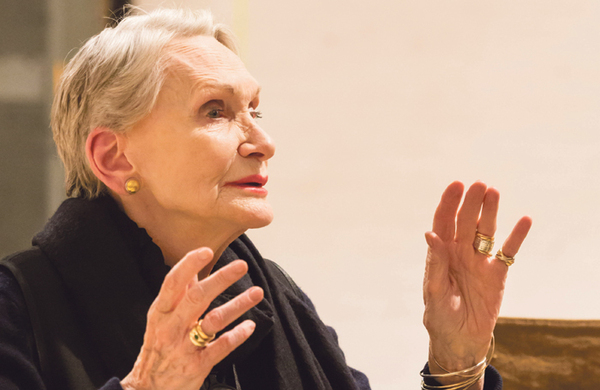 Sian Phillips: 'Things have changed totally in theatre – for the better'