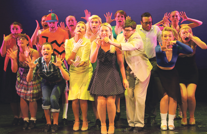 CPA Studios students performing. Photo: Jeremy Gassman