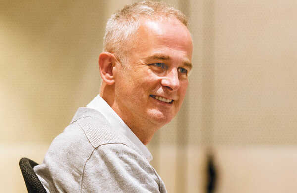 Dominic Cooke: Theatre workers starting life with 'disastrous' student debts