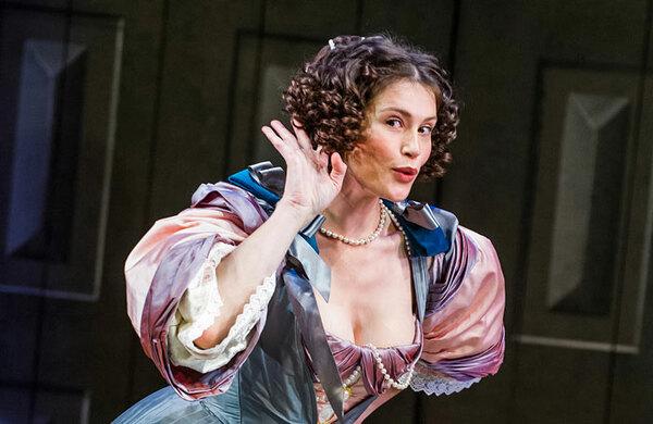 Gemma Arterton voices doubts about theatre performances shown in cinemas