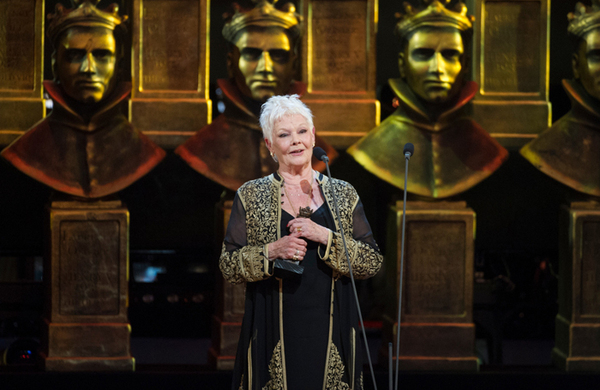 Judi Dench: 'Healthy' British theatre is inspiring young people