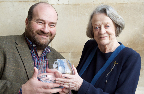 Mark Shenton's week: My lunch with Maggie Smith (and without any press agents)