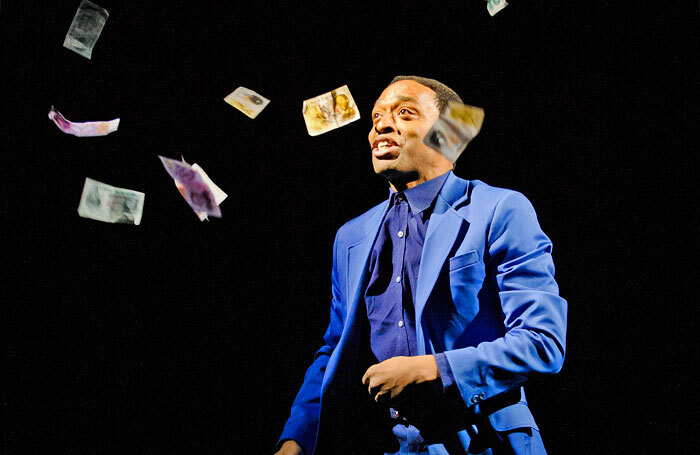 Chiwetel Ejiofor in Everyman at the National, which pays subsidised theatre's highest salaries