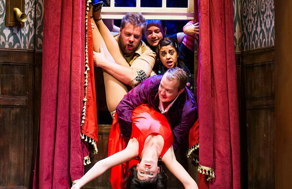 Mischief Theatre reveals plans for The Musical That Goes Wrong